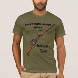Mosin Nagant PU sniper Shirt - ww2 soviet sniper !