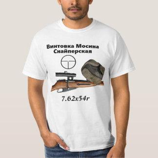 Mosin Nagant PU Sniper & ww2 soviet ushanka Shirt