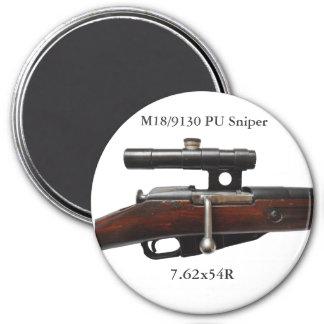 Mosin Nagant Sniper ww2 magnet