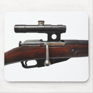 Mosin Nagant ww2 Sniper mouse pad !