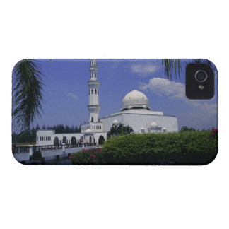 Mosque and tower, Singapore iPhone 4 Case