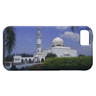 Mosque and tower, Singapore iPhone 5 Case