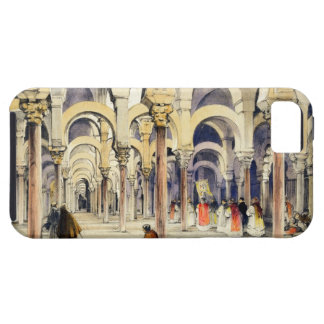 Mosque at Cordoba, from 'Sketches of Spain', engra Tough iPhone 5 Case