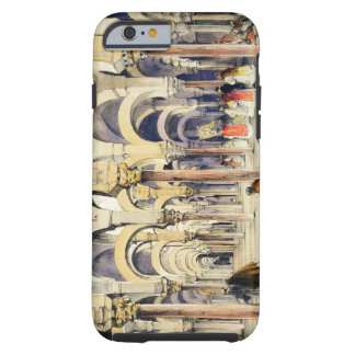 Mosque at Cordoba, from 'Sketches of Spain', engra Tough iPhone 6 Case