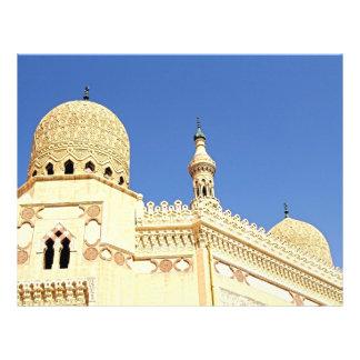 Mosque Flyer