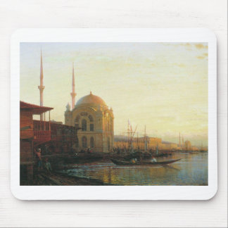 Mosque in Istanbul by Alexey Bogolyubov Mouse Pad