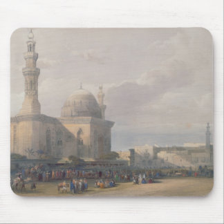 Mosque of Sultan Hasan from Great Square Rumeyleh Mouse Pad
