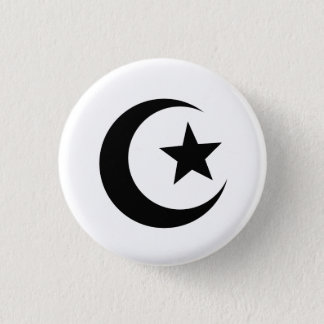 Mosque Pictogram Button