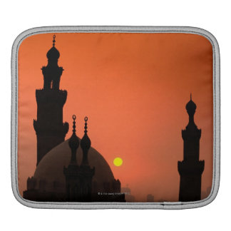 Mosques at Sunset Sleeve For iPads