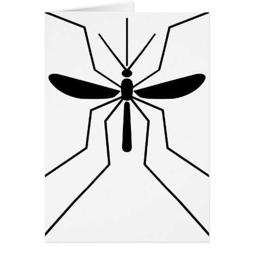 Mosquito Greeting Cards