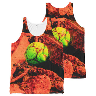 mosquito explorer All-Over print tank top