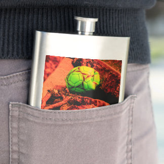 mosquito explorer hip flask
