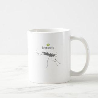 Mosquito g5 basic white mug
