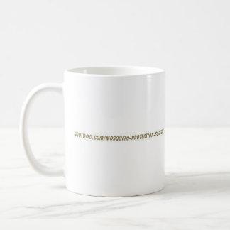 Mosquito Protection Society Basic White Mug