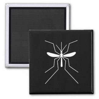 Mosquito Square Magnet