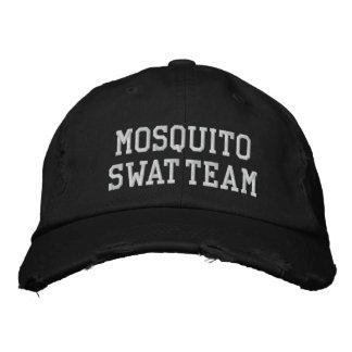 MOSQUITO SWAT TEAM HAT [Black]