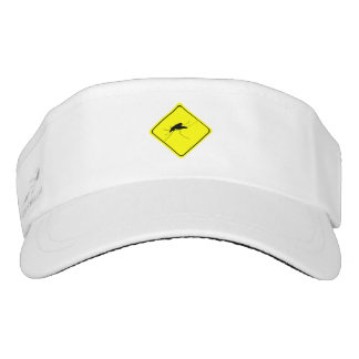 Mosquito Warning Sign Nuisance insect/bug pest Visor
