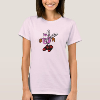 mosquito woman t-shirt