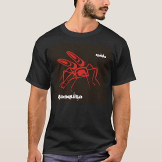 mosquitoes, Mosquito, Haida T-Shirt