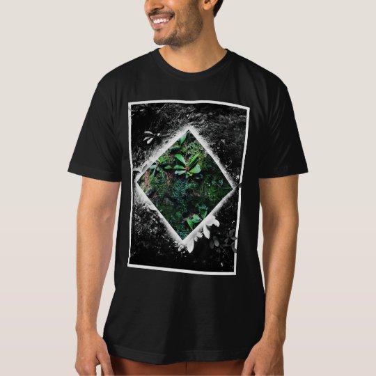 Moss Colour Block T-Shirt