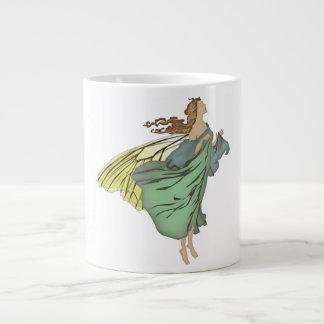 Moss Fairy Jumbo Mug