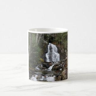 Moss Glen Waterfall Green Mountains Vermont Mugs