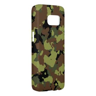 Moss Green Military Camo