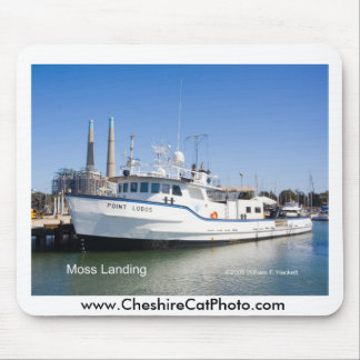 Moss Landing California Products Mouse Pad