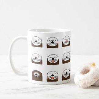 Moss Landing Sea Otters Coffee Mug