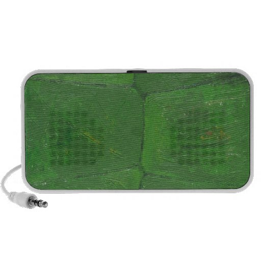 Moss Wall (botanical textured pattern ) Mini Speaker