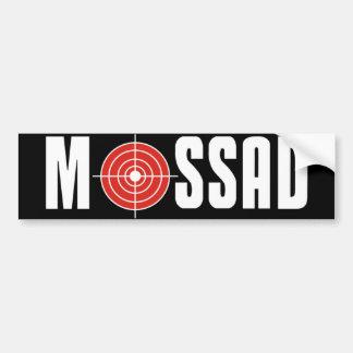 Mossad Bumper Sticker
