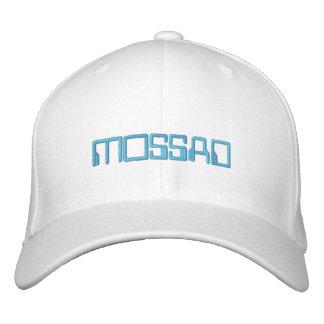 MOSSAD EMBROIDERED BASEBALL CAPS