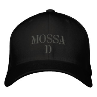 MOSSAD EMBROIDERED HATS