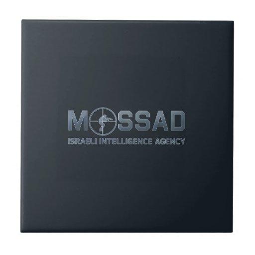 Mossad - Israeli Intelligence Agency - Scope Tile