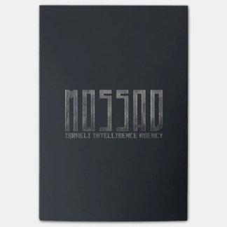 Mossad - Israeli Intelligence Agency Post-it® Notes