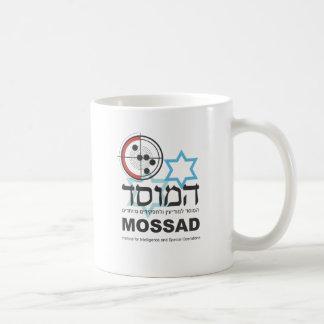 Mossad, the Israeli Intelligence Mugs