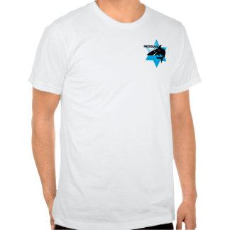 Mossad Wings & fin Tee Shirts