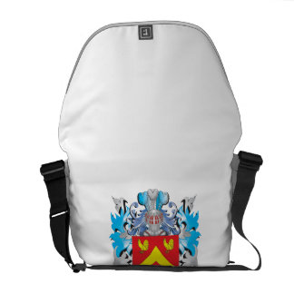 Mosse Coat of Arms - Family Crest Messenger Bags