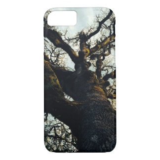 Mossy old tree iPhone 7 case