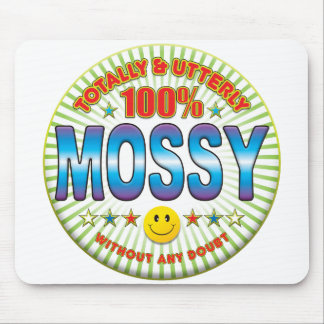 Mossy Totally Mouse Mats