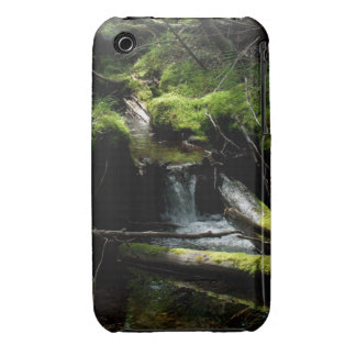 Mossy Waterfall iPhone 3 Case-Mate Cases