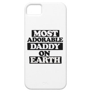 Most adorable daddy iPhone 5/5S cover