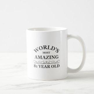 Most amazing 81 year old coffee mug
