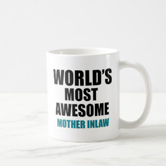 Most awesome Mother-in-law Coffee Mug