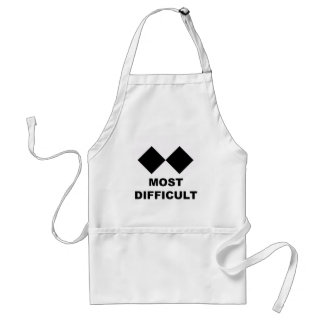 Most Difficult Standard Apron