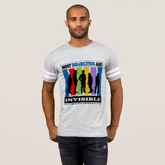 Most Disabilities Are Invisible - Men's FB Shirt