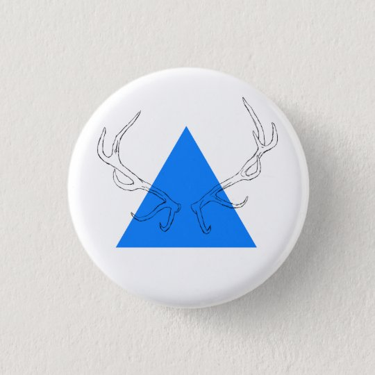 most hipster 3 cm round badge