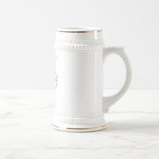 Most Interesting Groom Bachelor Stein, Black Coffee Mug