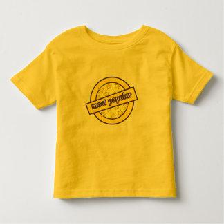 Most Popular Badge T-shirt