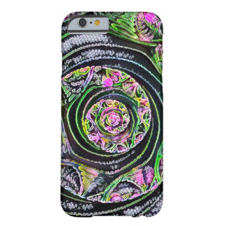 Most Popular Chalkboard Flower Art Barely There iPhone 6 Case